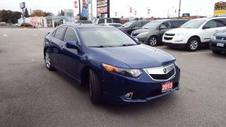 Used 2013 Acura TSX A-Spec Pkg/MANUAL/SUNROOF/IMMACULATE $13999 for sale in Brampton, ON