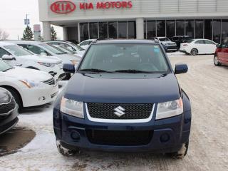 Used 2012 Suzuki Grand Vitara JX 4X4 for sale in Edmonton, AB