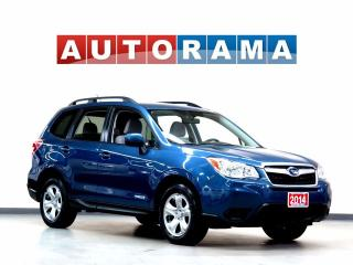 Used 2014 Subaru Forester 4WD BLUETOOTH for sale in North York, ON