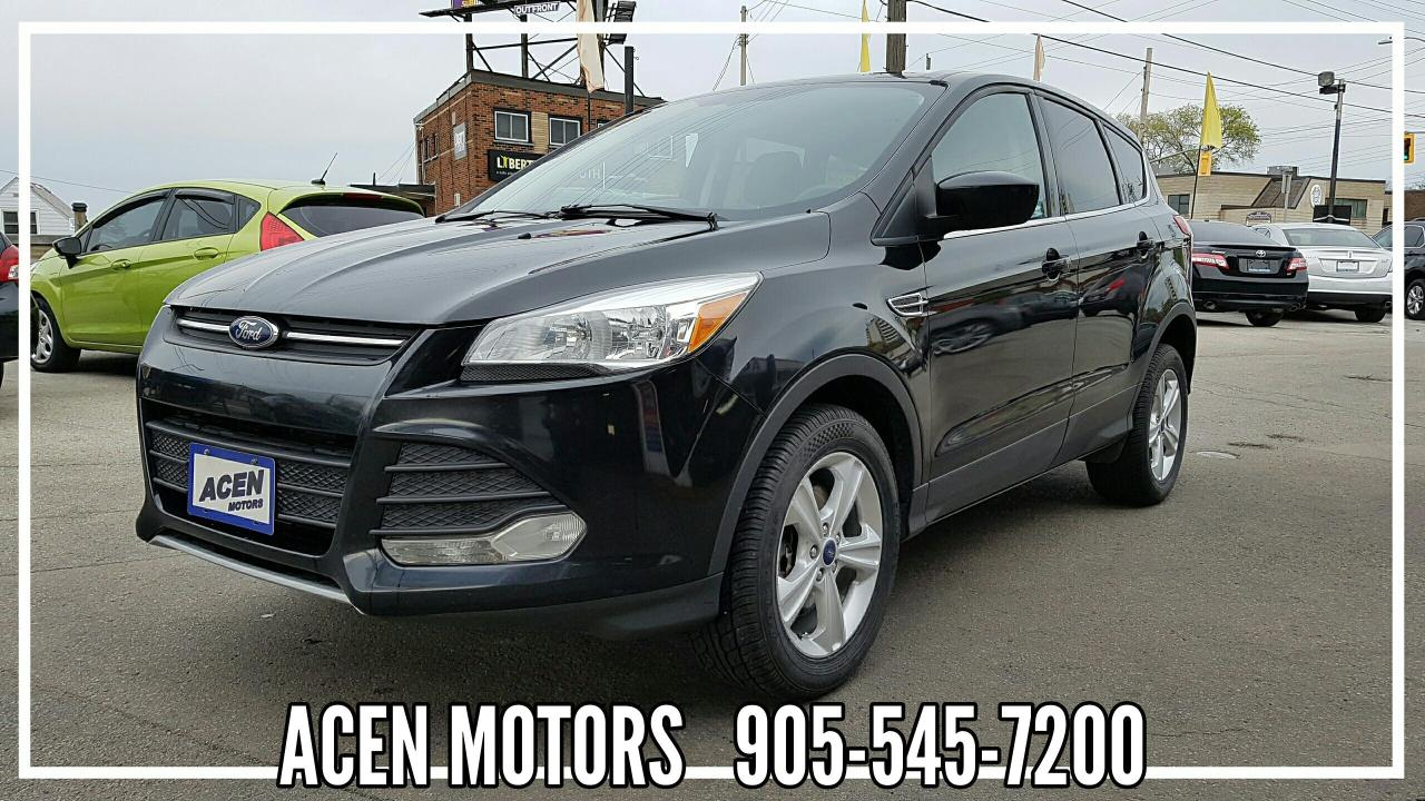used 2013 ford escape se all wheel drive alloys excellent for sale in hamilton ontario. Black Bedroom Furniture Sets. Home Design Ideas