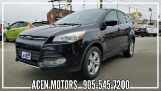 Used 2013 Ford Escape SE- ALL WHEEL DRIVE, ALLOYS, EXCELLENT for sale in Hamilton, ON