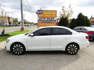Used 2014 Volkswagen Jetta Highline | Hybrid | Navigation |Push To Start for sale in North York, ON