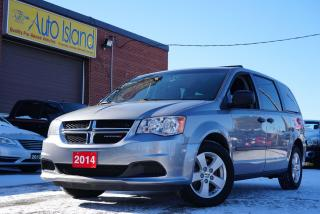 Used 2014 Dodge Grand Caravan SE,Bluetooth,Alloy for sale in North York, ON