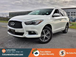 Used 2016 Infiniti QX60 Base for sale in Richmond, BC