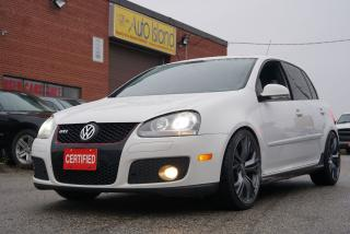 Used 2009 Volkswagen GTI Navi, Rear Camera, Leather,Sunroof for sale in North York, ON