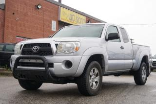 Used 2011 Toyota Tacoma 4X4,Alloy for sale in North York, ON