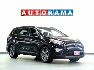 Used 2013 Hyundai Santa Fe LIMITED NAVIGATION LEATHER SUNROOF 4WD BACKUP CAM for sale in North York, ON