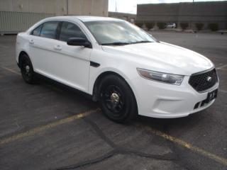 Used 2015 Ford Taurus AWD,EX POLICE for sale in Mississauga, ON