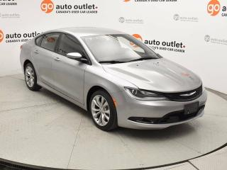 Used 2015 Chrysler 200 S for sale in Edmonton, AB