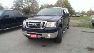Used 2008 Ford F-150 XLT/ REAR VIEW CAMERA for sale in Cambridge, ON