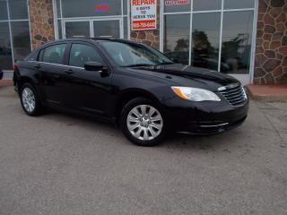 Used 2012 Chrysler 200 LX for sale in Brampton, ON