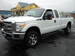 Used 2015 Ford F-250 XLT SuperCab 4X4 6.2L 8ft Box for sale in Brantford, ON