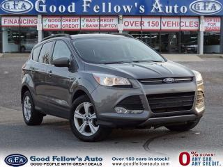 Used 2014 Ford Escape SE MODEL, 4WD, 2.0 LITER ECOBOOST, LEATHER SEATS for sale in North York, ON