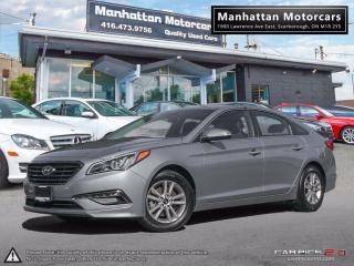 Used 2017 Hyundai Sonata GLS |SUNROOF|WARRANTY|CAMERA|PHONE|36,000KM for sale in Scarborough, ON