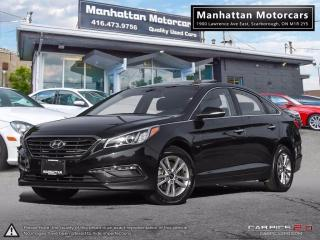 Used 2017 Hyundai Sonata GLS |SUNROOF|WARRANTY|CAMERA|PHONE|35,000KM for sale in Scarborough, ON