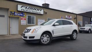 Used 2014 Cadillac SRX FACTORY WARRANTY-TOUCH SCREEN-HEATED LEATHER SEATS for sale in Tilbury, ON