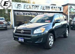 Used 2010 Toyota RAV4 2.5L for sale in Barrie, ON