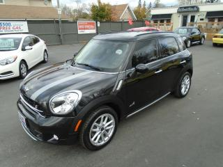 Used 2016 MINI Cooper Countryman ALL4  S  $500 Rebate Internet Sale for sale in Sutton West, ON