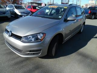 Used 2015 Volkswagen Golf TRENDLINE for sale in Dartmouth, NS