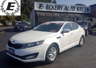 Used 2013 Kia Optima LX GDI  SHARP LOOKING CAR!!! for sale in Barrie, ON