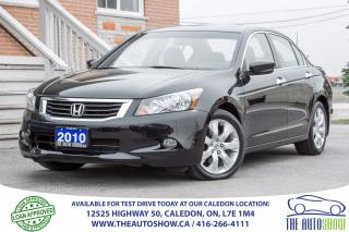 Used 2010 Honda Accord EX-L | HEATED SEAT | LEATHER | SUNROOF | for sale in Caledon, ON