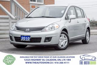 Used 2010 Nissan Versa 1.8 S | 4 Door | Hatchback | Power Group for sale in Caledon, ON
