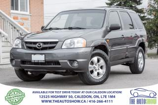 Used 2003 Mazda Tribute LX   AWD for sale in Caledon, ON
