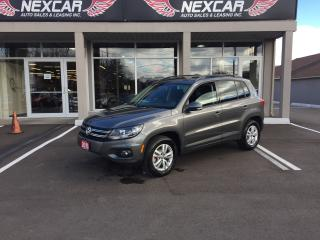 Used 2015 Volkswagen Tiguan 2.0 TSI AUT0MATIC A/C CRUISE H/SEATS 136K for sale in North York, ON