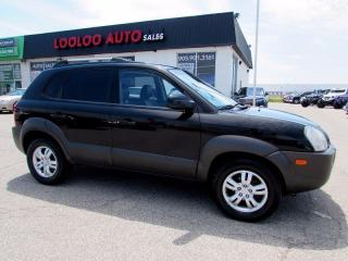Used 2007 Hyundai Tucson GL V6 Leather Interior Automatic for sale in Milton, ON