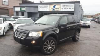 Used 2010 Land Rover LR2 HSE w/NAV for sale in Etobicoke, ON