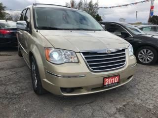 Used 2010 Chrysler Town & Country Limited | NAV | LHR | CAM | STOW-N-GO for sale in London, ON
