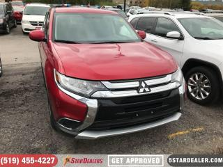 Used 2016 Mitsubishi Outlander ES | AWD | HEATED SEATS | ONE OWNER for sale in London, ON