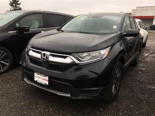 New 2017 Honda CR-V LX for sale in Richmond, BC