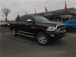 Used 2017 Dodge Ram 2500 Longhorn for sale in Cornwall, ON