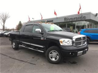 Used 2008 Dodge Ram 2500 SXT/SLT for sale in Cornwall, ON