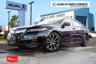 Used 2015 Acura TLX 3.5L P-AWS w/Tech Pkg Accident Free  Navigation  S for sale in Thornhill, ON