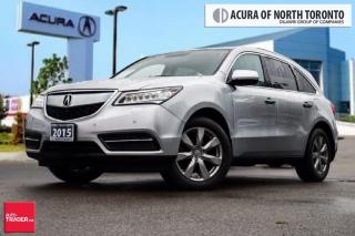 Used 2015 Acura MDX Elite at Navigation| DVD|Bluetooth|  Backup Camera for sale in Thornhill, ON