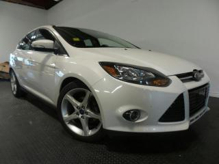 Used 2014 Ford Focus *CPO* Titanium 2.0L I4 1.9% APR FREE WARRANTY for sale in Midland, ON