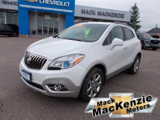 Used 2013 Buick Encore AWD for sale in Renfrew, ON