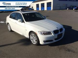 Used 2011 BMW 3 Series 323i for sale in Courtenay, BC