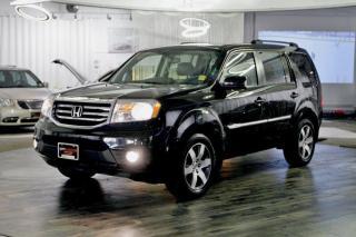 Used 2015 Honda Pilot SE, 4WD, Backup Cam, Sunroof, for sale in Winnipeg, MB