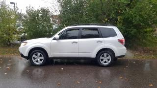 Used 2009 Subaru Forester (Natl) X w/Premium Pkg AUTO,Nav,P.group AWD, LOW KMS for sale in Scarborough, ON