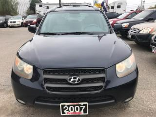 Used 2007 Hyundai Santa Fe GL for sale in Kitchener, ON