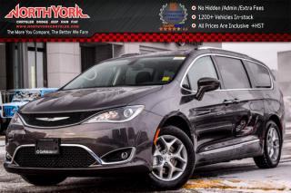 New 2018 Chrysler Pacifica New Car Touring-L|SafetyTec,TirePkgs|RearDVD|Nav|KeySense|17