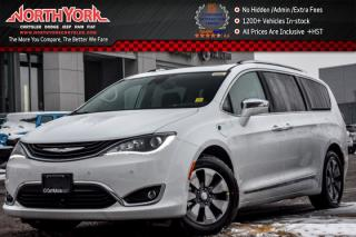 New 2018 Chrysler Pacifica Hybrid New Car Limited|Uconnect Theatre,Adv.Tech Pkgs|BlindSpot for sale in Thornhill, ON