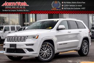 New 2018 Jeep Grand Cherokee New Car Summit 4x4|Platinum Appearance Pkg|H/K Audio for sale in Thornhill, ON