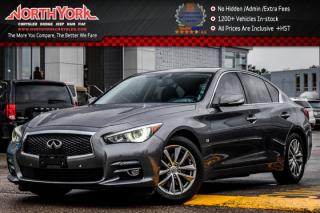 Used 2014 Infiniti Q50 Premium AWD|Deluxe Touring,Tech.Pkgs|Sunroof|Leather|Nav|BOSE|17