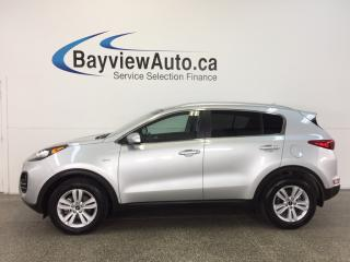 Used 2017 Kia Sportage - AWD|ALLOYS|HTD SEATS|REV CAM|BLUETOOTH|CRUISE! for sale in Belleville, ON