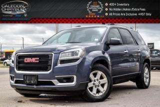 Used 2014 GMC Acadia SLE1|AWD|8 Seater|Bluetooth|Backup Cam|Keyless Entry|17