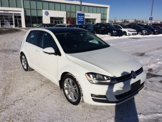 Used 2015 Volkswagen Golf 2.0 TDI Highline for sale in Calgary, AB